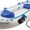 Stansport 11′ 6-Person Inflatable Boat (Choice of White or Green) for $130 + Shipping