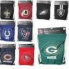 NFL Team Licensed Drawstring Backpack Sling Bag for $14 + Shipping