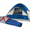 Wenzel Tent and Sleeping Bag Combo for $59.99