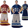 NFL Player Comfy Throws for $16.99