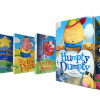 4-Piece Nursery Rhymes Board Books Set for $12.99