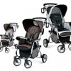 Peg-Perego Easy Drive Stroller 3-Colors for $99.99