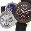 Men's Aubert Freres Corbitt Chronograph – 6 Colors for $74.99