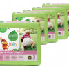 Seventh Generation Free & Clears Diapers (Stages 3 & 4) for $33.99
