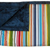 Tuffo Striped Outdoor Blanket w/ Case for $24.99