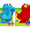 Elmo & Cookie Monster Squeeze-A-Song Bundle for $12.99