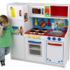 Kidkraft Deluxe Let's Cook Kitchen for $129.99