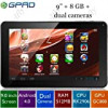 GPAD 9″ inch multi-touch Andriod 4.0 8GB Dual Cameras tablet for $130 + Shipping