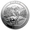 """2011 5 oz Silver ATB – Olympic National Park, WA"""