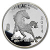 2 oz Year of the Horse Silver Round for $41.09
