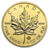 2014 1 oz Gold Canadian Maple Leaf Coin – Brilliant Uncirculated – SKU #79032 for $1402.85