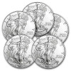 2014 1 oz Silver American Eagle Coin – Lot of 5 Coins – SKU #79744 for $134.39