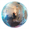 Disco Ball 12″ Mirror Ball DJ Party Motor Combo Light Kit Solid Construction new for $39.95