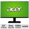 Acer H236HL Monitor – Screen Size 23″,Resolution 1920 x 1080,Contrast Ratio 100 million:1,Response time 5ms,Color : Blac…