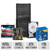 Intel 4150/Asus B85 MB/8GB DDR3 Barebones for $349.99