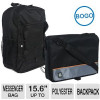 Buy One Get One Free, Bundle** Eastwear T-Series Messenger Bag with Eastwear 15.6 In. Laptop Backpack for $14.99