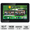 Hannspree T7 10.1″ Tablet – Android 4.1 Jelly Bean, 1280×800 Resolution, 16GB Storage, Front/Rear Camera for $99.99