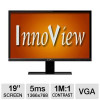 HKC InnoView 19″ LED Widescreen Monitor for $79.99