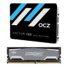 OCZ Vector 180 Series 960GB SSD and Crucial DDR4 8GB 2400MHz Ballistix Sport for $499.99