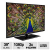 KC 39″ Class 1080p LED HDTV – 3x HDMI, 60HZ, 30001: Contrast Ratio for $329.99