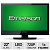 Emerson 22″ Class 720P LED HDTV – 1x HDMI (Refurbished) for $79.97