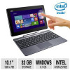 ASUS Quad Core 10.1″ Transformer Book w/ 2GB Memory, 32GB SSD, Keyboard for $229.99