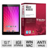 Azpen A1023 10.1″ Tablet w/McAfee Multi-Access for $59.99