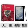 Azpen 9″ Tablet and McAfee 2015 Multi Access Bundle for $29.99