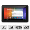 Ematic Genesis Prime Android 4.1 Jelly Bean 7″ Multi-Touch Tablet – 512MB Memory, 4GB Storage for $29.99