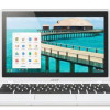 Acer 11.6″ Touch-Screen Chromebook 2GB RAM 32GB SSD Moonstone White – C720P-2661 for $219.99