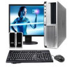 HP Desktop Computer Package – 2.8GHz Pentium 4 Processor – 2GB Memory – 17″ LCD – Windows 7 Home Premium for $164.00
