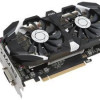 MSI GeForce GTX 1050 Ti DirectX 12 GTX 1050 Ti 4GT OC 4GB 128-Bit GDDR5 PCI Express 3.0 x16 HDCP Ready ATX Video Card fo…