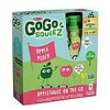 GoGo SqueeZ applepeach, Applesauce on the Go, 3.2-Ounce Pouches (Pack of 48) $20.40 ac / fs / w/s&s (@15% off) @ amazon