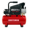 3-Gallon Craftsman Horizontal Air Compressor w/ Hose & Accessory Kit $74.99 + Free Shipping