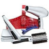 Jilbere Nano Silver Limited Edition Gift Basket for $39.99 at sallybeauty.com- includes Hair dryer, flat iron, round bru…