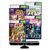 360 Kinect Sensor + Kinect Adventures + Kinect Sports + Dance Central + Kinect Star Wars. (Pre-owned) $29.99 + Free ship…