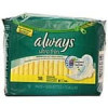 18-Count Always Ultra Thin Unscented Pads with Wings, Regular – $1.84 w/S&S and coupon, (Amazon Mom – $1.39)
