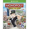 Monopoly Family Fun Pack PS4 and XBox One $15.00 @ Target