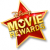 $10 Disney Hollywood Movie Money 600pts Disney Movie Rewards or $5 concession cash for 300pts.
