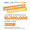 Sears & Kmart LocalAd Shop Your Way Rewards points Giveaway thru 4/17 (ACTIVE)