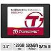 Transcend SSD340 Internal 128 GB Solid State Drive (SSD) – TS128GSSD340 $50 free shipping