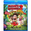 Cloudy with a Chance of Meatballs 2 (Two Disc Combo: Blu-ray / DVD + UltraViolet Digital Copy) $10 FS for Prime Amazon