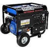 DuroMax 10000 Watt Portable Gas Electric Start Generator with Wheel Kit and Electric Start $700 + Free Shipping
