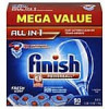 90-Count Finish Powerball Tabs Dishwasher Detergent Tablets (Fresh Scent) $8.40 + Free Shipping