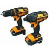 Bostitch 18V Lithium 2-Tool Combo Kit (Refurbished): Drill/Driver and Impact Driver $79.99 with free shipping
