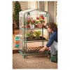 3-Shelf Portable Greenhouse $11.99 + FS at Bargain Outfitters