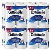 Cottonelle Clean Care Toilet Paper, Double Roll, 4 Count (Pack of 8) $15.66 or less with s&s