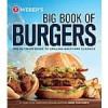 Weber's Big Book of Burgers: The Ultimate Guide to Grilling Incredible Backyard Fare [Kindle Edition] $1.99 ~ Amazon