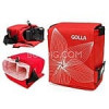 Golla SKY G864 Camera Bag (Red) for Ultra-Zoom, Mirrorless and Compact SLR Cameras $4.99 ~ Buy Dig