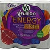 24-Pack 8oz V8 V-Fusion Drink (Concord Grape Raspberry or Energy Orange Pineapple) $12 or lower (Clip 20% Coupon + Subsc…